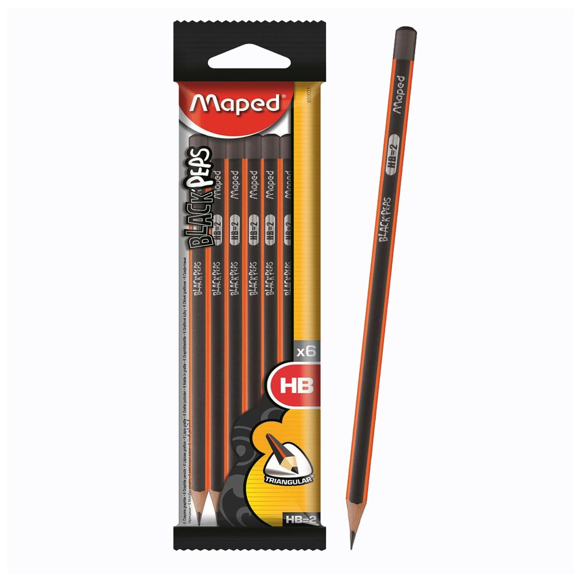 Grafitna olovka Maped HB Image
