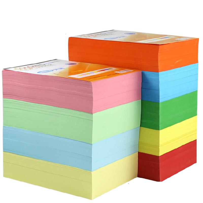 Papir za fotokopiranje u boji Fabriano A4/80gr. Image